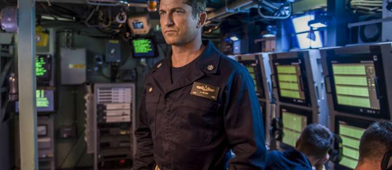 Filmstill zu Hunter Killer (2018)