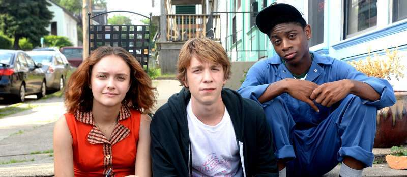 Me and Earl and the Dying Girl von Alfonso Gomez-Rejon