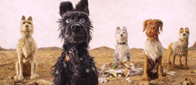 Isle of Dogs - Bild