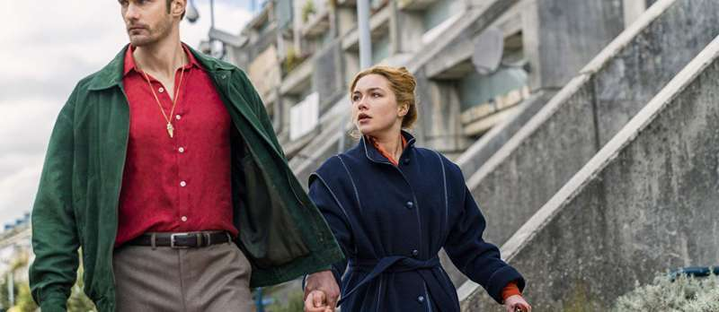 Bild zu The Little Drummer Girl (Miniserie) von Park Chan-wook