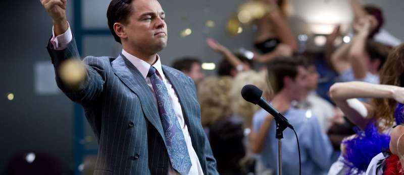 The Wolf of Wall Street von Martin Scorsese