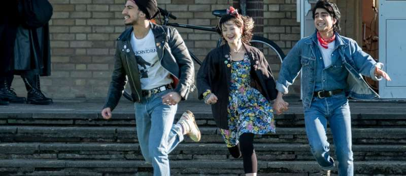 Bild zu Blinded by the Light von Gurinder Chadha