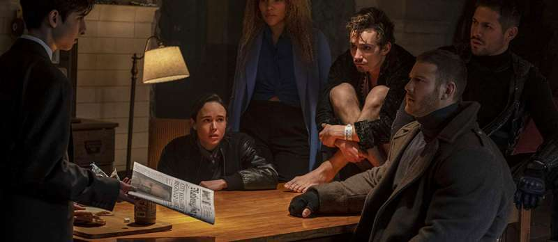 Bild zu The Umbrella Academy (TV-Serie)