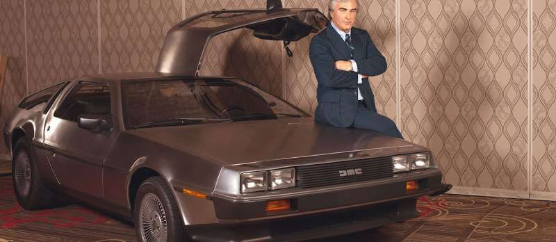 Bild zu Framing John DeLorean von Don Argott, Sheena M. Joyce