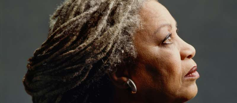 Bild zu Toni Morrison: The Pieces I Am von Timothy Greenfield-Sanders