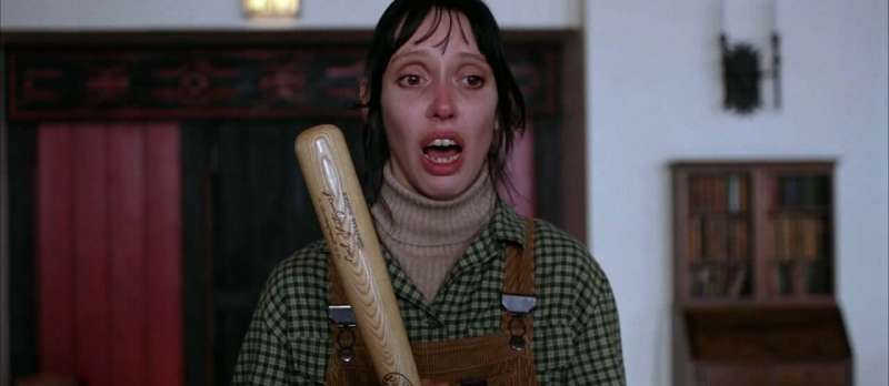 "Shelley Duvall in ""Shining"""