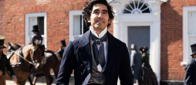 "Dev Patel in ""The Personal History of David Copperfield"""