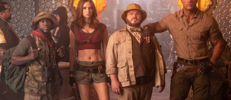 Bild zu Jumanji: The Next Level von Jake Kasdan