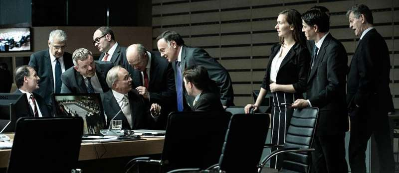 Bild zu Adults in the Room von Costa-Gavras
