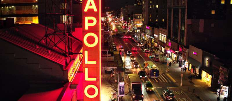 Bild zu The Apollo von Roger Ross Williams