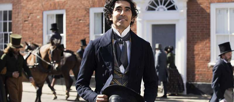 Bild zu The Personal History of David Copperfield von Armando Iannucci