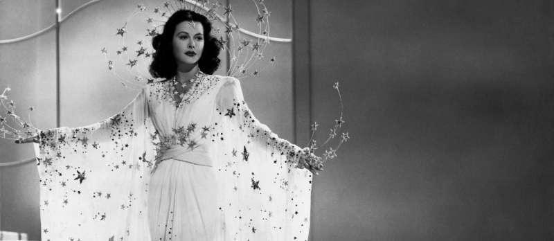 "Hedy Lamarr in ""Ziegfeld Girls"""