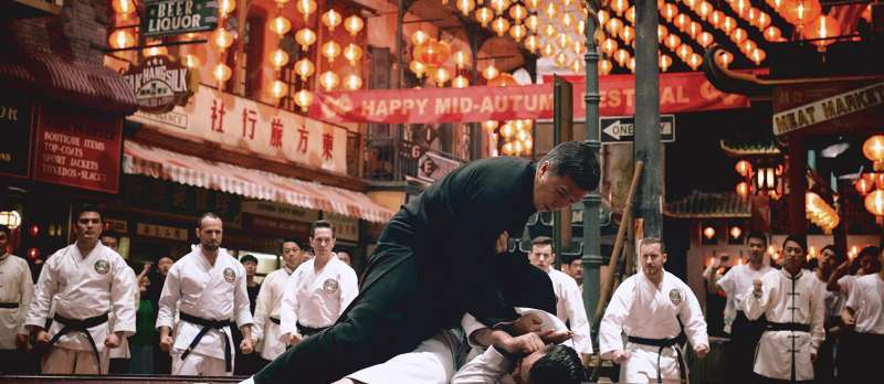 Filmstill zu Ip Man 4: The Finale (2019) von Wilson Yip