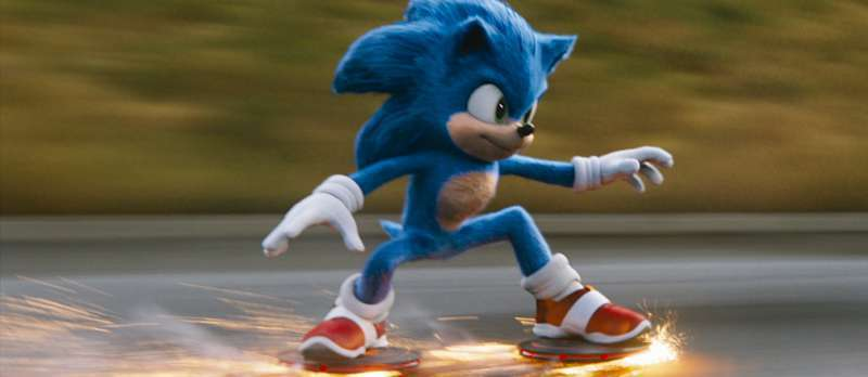 Filmstill zu Sonic the Hedgehog (2020) von Jeff Fowler
