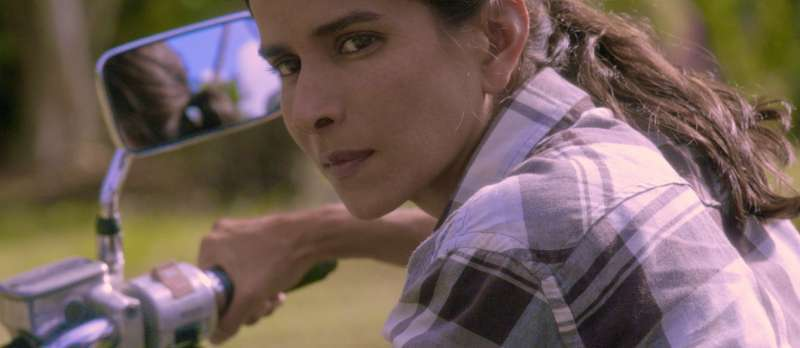 Filmstill zu Liz in September (2014) von Fina Torres