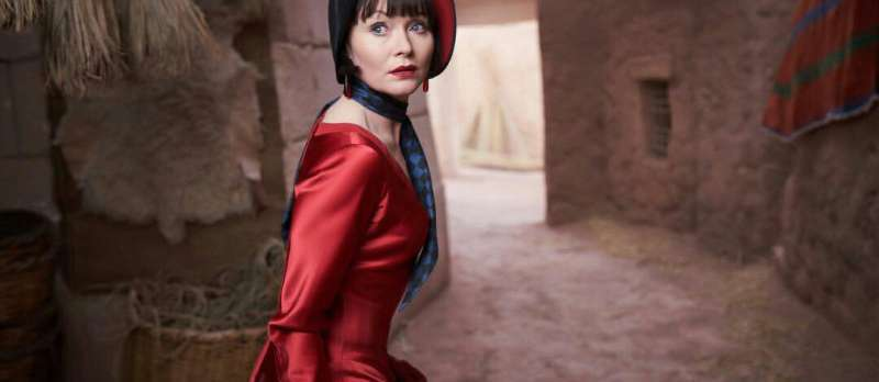 Filmstill zu Miss Fisher & the Crypt of Tears (2020) von Tony Tilse