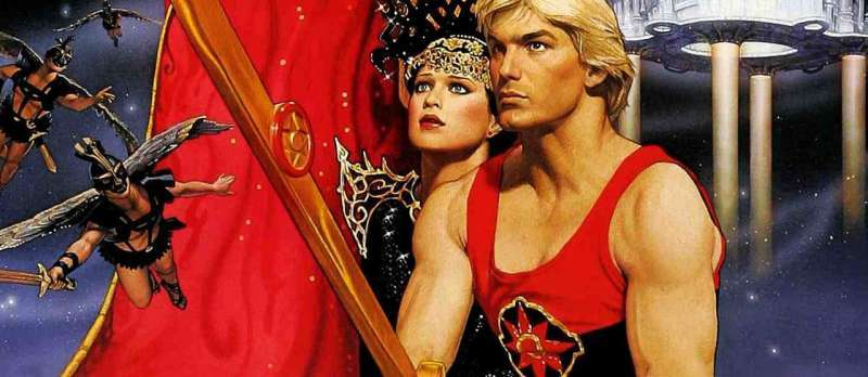Filmstill zu Flash Gordon (1980) von Mike Hodges