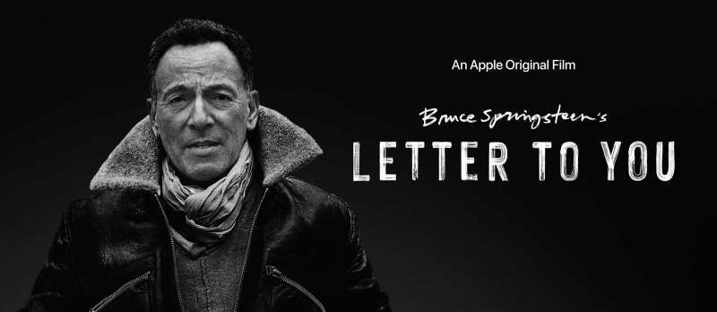 Filmstill zu Bruce Springsteen's Letter to You (2020) von Thom Zimny