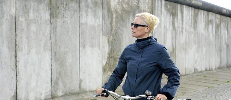 "Tilda Swinton in ""The Invisible Frame"""