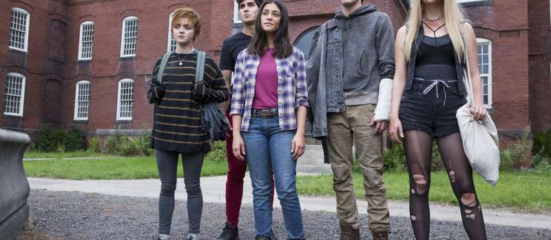 Filmstill zu The New Mutants (2020) von Josh Boone