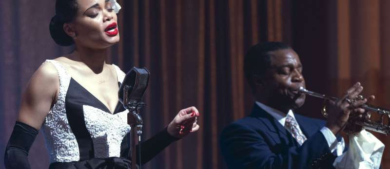 Filmstill zu The United States vs. Billie Holiday (2021) von Lee Daniels