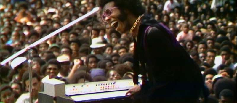 Filmstill zu Summer of Soul (...Or, When the Revolution Could Not Be Televised) von Questlove