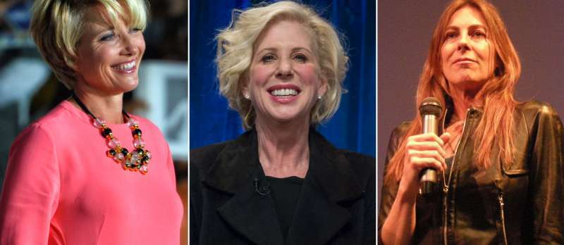 Emma Thompson / Callie Khouri / Kathryn Bigelow