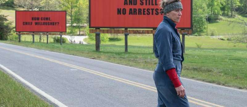 Three Billboards Outside Ebbing, Missouri von Martin McDonagh