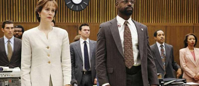 American Crime Story - The People v. O.J. Simpson von Ryan Murphy u.a.