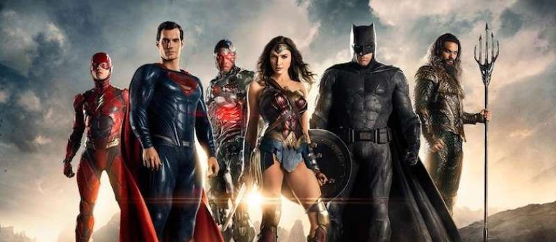 The Justice League von Zack Snyder