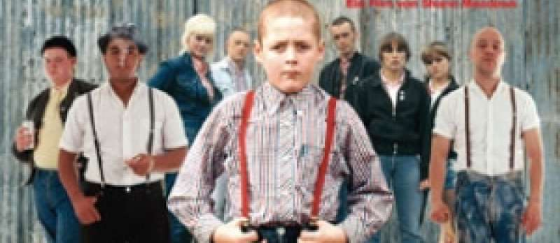 DVD-Cover zu This is England von Shane Meadows
