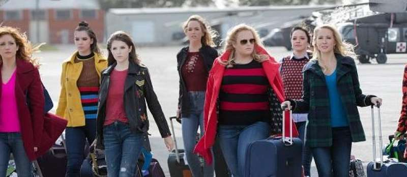 Pitch Perfect 3 von Trish Sie