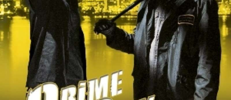 Crime City Cops - DVD-Cover