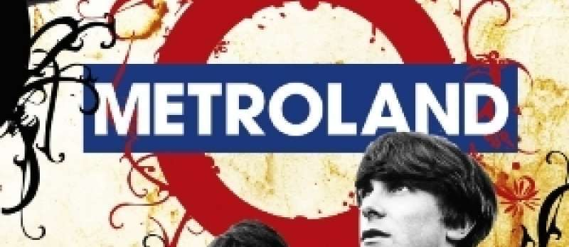 Metroland - DVD-Cover
