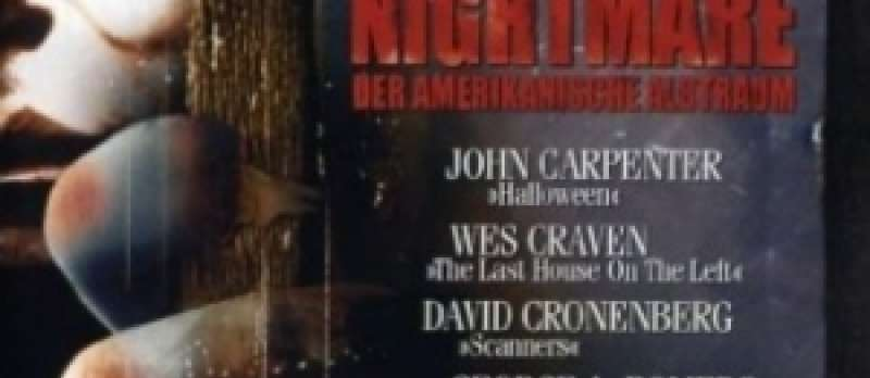 An American Nightmare - DVD-Cover