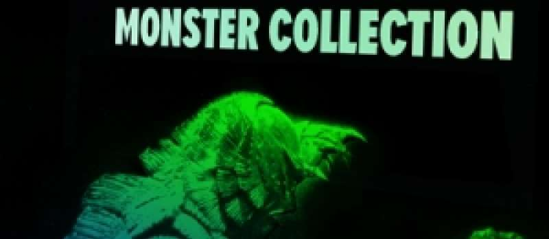 Jack Arnold Monster Collection - DVD-Cover