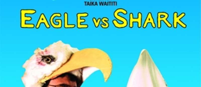 Eagle vs Shark - DVD-Cover