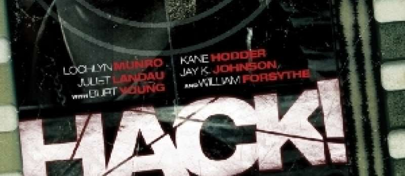 Hack -DVD-Cover