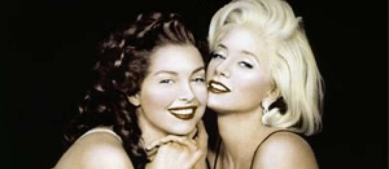 Norma Jean & Marilyn - DVD-Cover