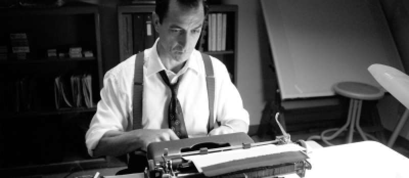 Good Night, And Good Luck von George Clooney: Der streitbare Journalist Edward R. Murrow (David Strathairn)