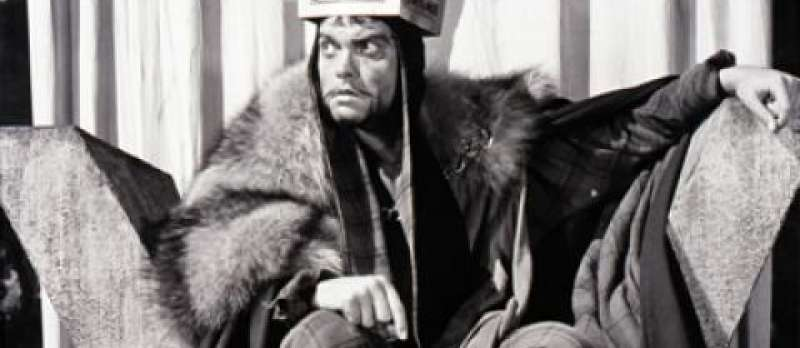 Macbeth von Orson Welles