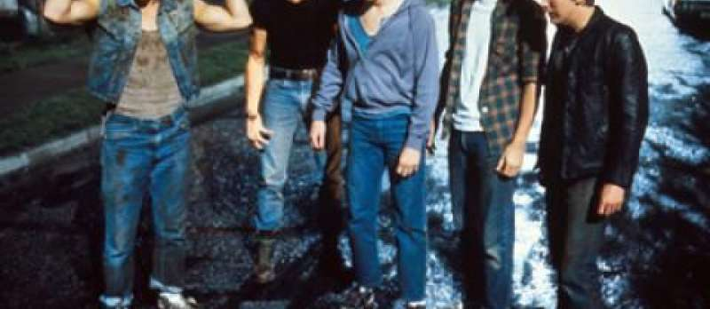 The Outsiders von Francis Ford Coppola