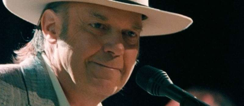 Neil Young: Heart of Gold von Jonathan Demme