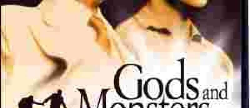 Gods and Monsters - DVD-Cover