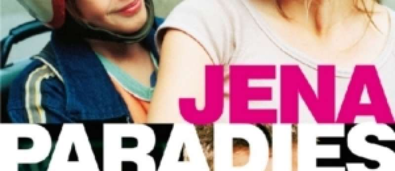 Jena Paradies - DVD-Cover
