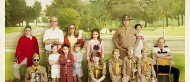 Moonrise Kingdom von Wes Anderson