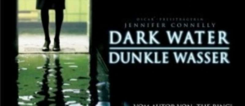 Dark Water - DVD-Cover