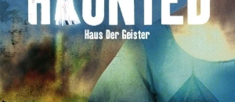 Haunted - Haus der Geister - DVD-Cover