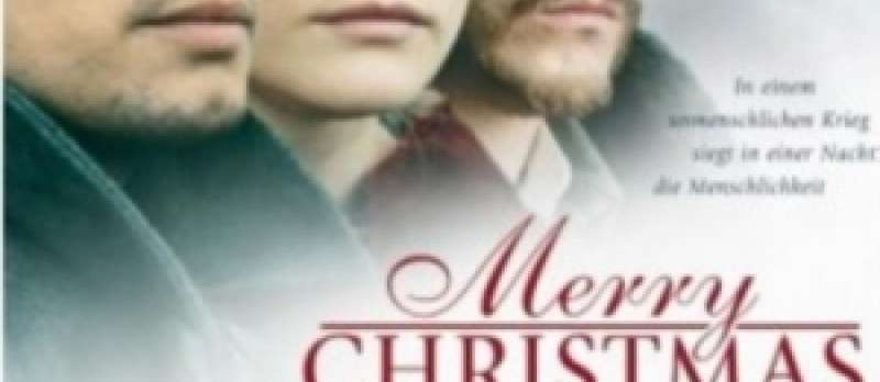 Merry Christmas - DVD-Cover