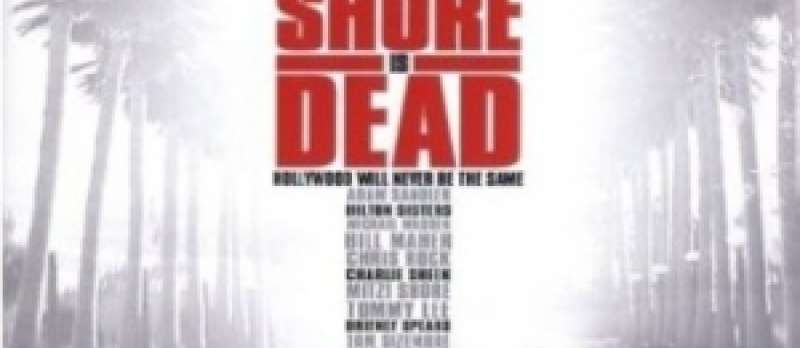 Pauly Shore Is Dead  - DVD-Cover